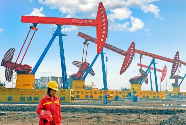 Κίνα: αύξηση της εγχώριας παραγωγής σχιστολιθικού αερίου