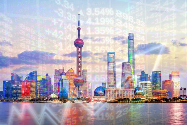 Γιγαντώνεται (και) ο τραπεζικός κλάδος της Κίνας