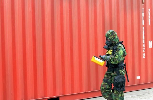 Βρετανία: τεράστιο φορτίο ηρωίνης σεcontainership