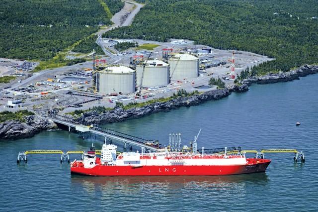 Νέος προσομοιωτής ανεφοδιασμού και τροφοδοσίας καυσίμου LNG