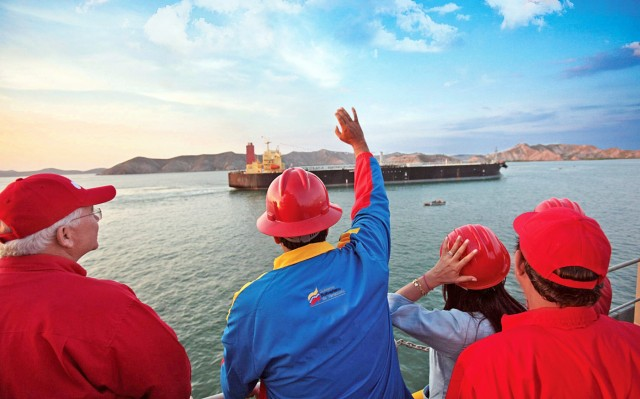 Αντίο Bενεζουέλα για Chevron;