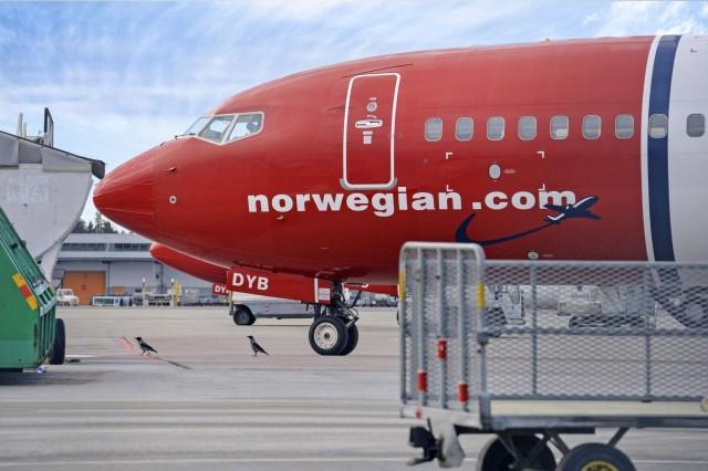 Στο χείλος του γκρεμού η Norwegian Air