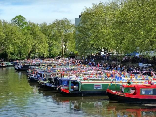 Φεστιβάλ κλασικών σκαφών στο Λονδίνο