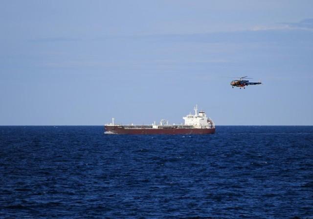 Κράτηση πλοίου στον Κόλπο για λαθρεμπόριο καυσίμων