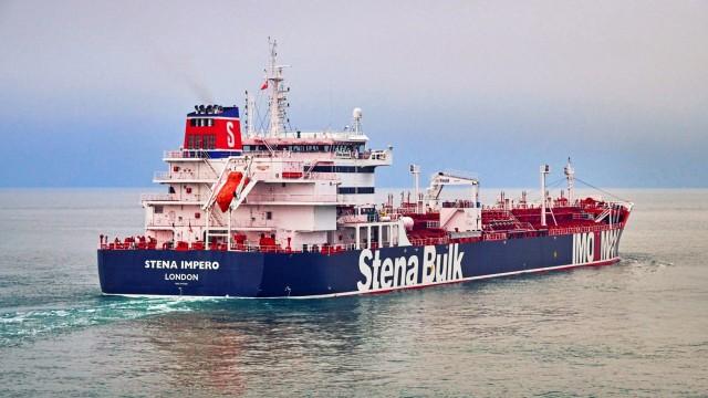 Κοντά στην αποδέσμευση το Stena Impero;