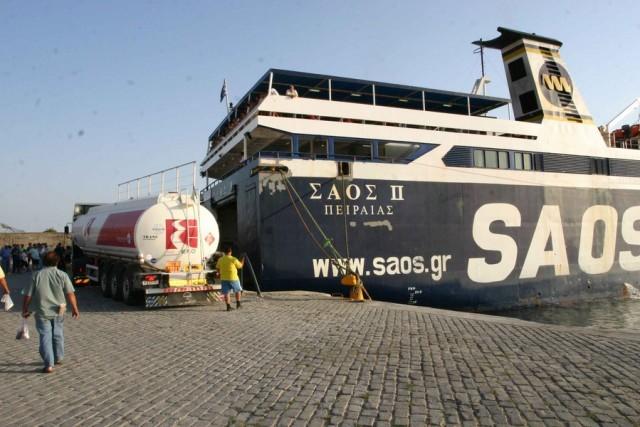 """Έκπτωτη η εταιρία του Ε/Γ – Ο/Γ """"ΣΑΟΣ ΙΙ"""" από τη γραμμή Αλεξανδρούπολης – Σαμοθράκης"""