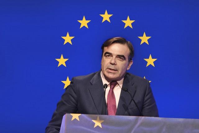 Ο Μαργαρίτης Σχοινάς Αντιπρόεδρος της Ευρωπαϊκής Επιτροπής