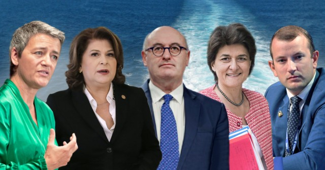 Το προφίλ των Ευρωπαίων Επιτρόπων που θα ασχοληθούν με τη ναυτιλιακή καθημερινότητα