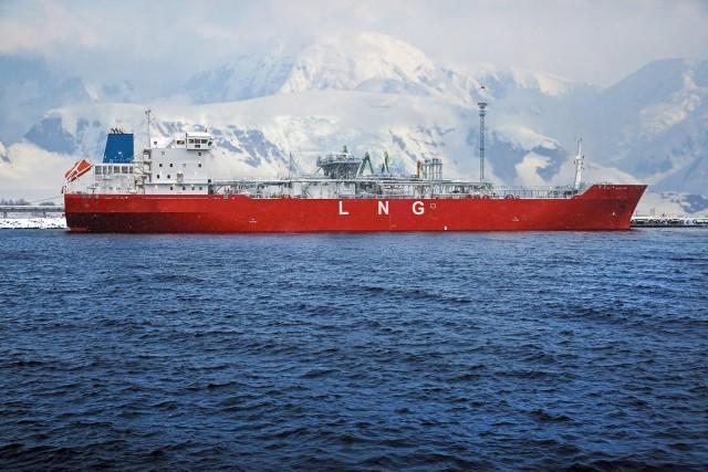 Συμφωνία δύο ναυπηγείων για την κατασκευή πλοίων Arctic LNG