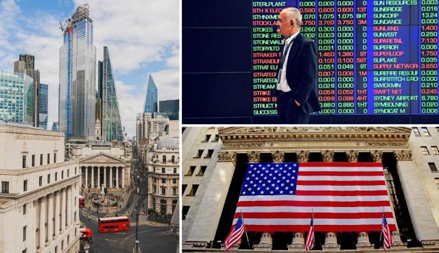 Εν μέσω τρικυμιών οι αγορές