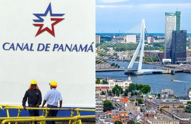 Ρότερνταμ-Παναμάς ενώνουν τις δυνάμεις τους