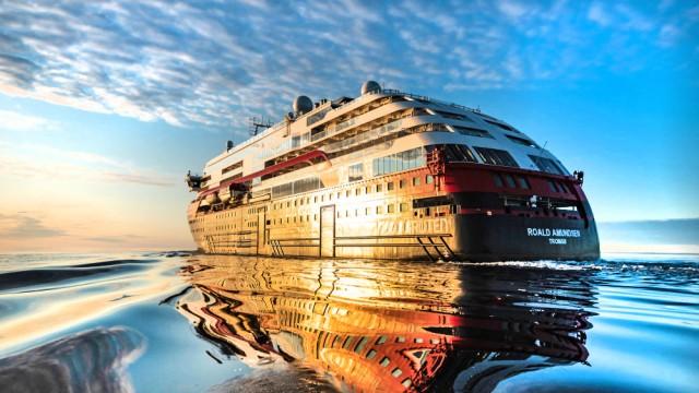Το πρώτο υβριδικό πλοίο που διασχίζει το Βορειοδυτικό Πέρασμα