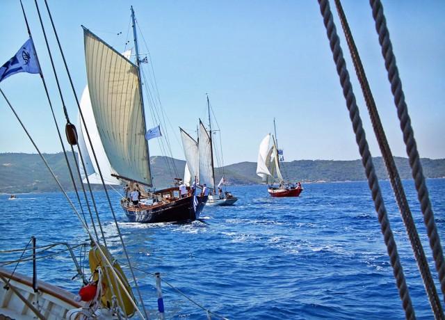Τα «Καπετανέικα» και πάλι στην Πάρο