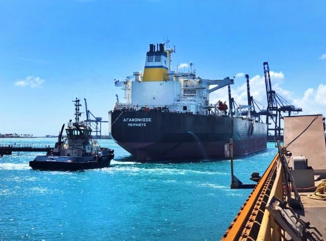 Grand Bahama Shipyard: η κανονικότητα ήρθε με το «Αγαθόνησος» της Eletson