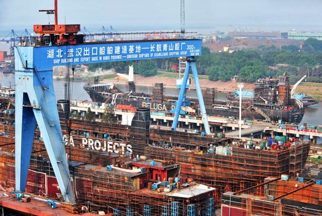 Κίνα-Ν. Κορέα: η μητέρα όλων των μαχών στις παραγγελίες πλοίων