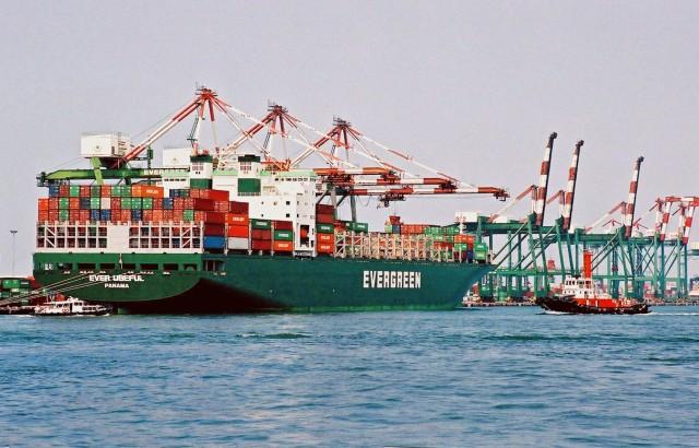 Evergreen: δέκα νέαmega containerships ενόψει