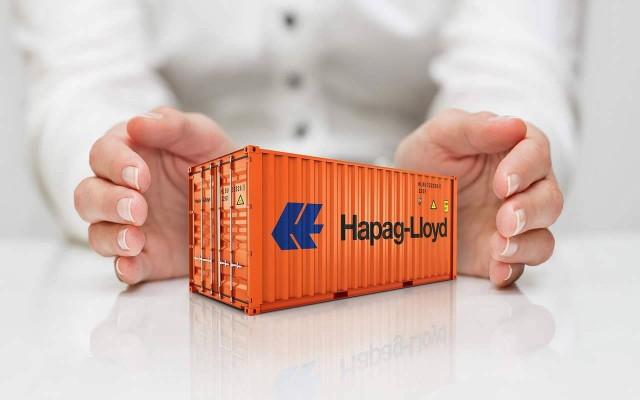 Hapag-Lloyd:επέκταση των ψηφιακών της υπηρεσιών