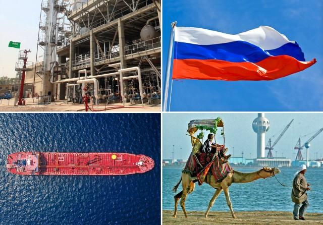 Ρωσία-Σαουδική Αραβία: συνέργειες για τους κορυφαίους του OPEC+