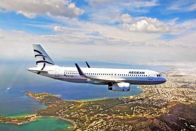 Αισιοδοξία και ανάπτυξη για την Aegean Airlines