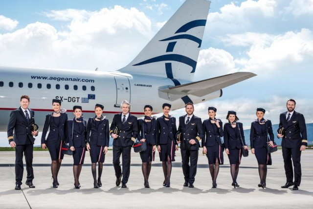 Αegean Airlines: Ποια εισιτήρια αλλάζουν μέσα στο Μάρτιο