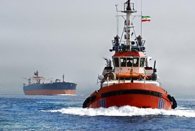 Κράτηση πλοίου από το Ιράν στον Περσικό Κόλπο
