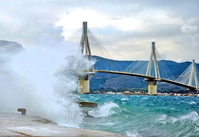 «Stop» στη διάβρωση των ακτών στη Δ. Ελλάδα;