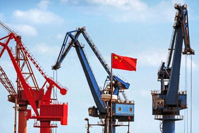 Κίνα: Δυνατές εμπορευματικές ροές, παρά την κρίση