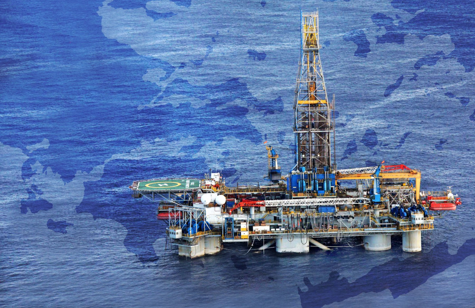 Πετρελαϊκοί κολοσσοί στην Ελλάδα