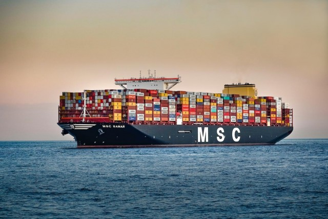 Ένα ακόμα γιγαντιαίο containership για την MSC