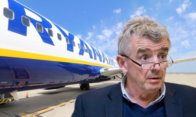 Ryanair: πρωτόγνωρες ζημίες για τον κολοσσό των low budget πτήσεων
