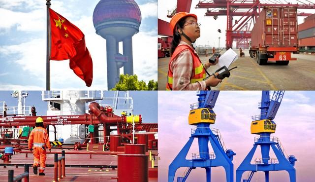 Η Κίνα φέρνει τα πάνω-κάτω στις εταιρείες ναυτιλιακού εξοπλισμού