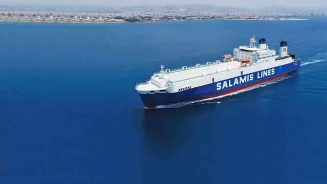 Το Rο/Rο που ενώνει Ελλάδα-Κύπρο-Ισραήλ