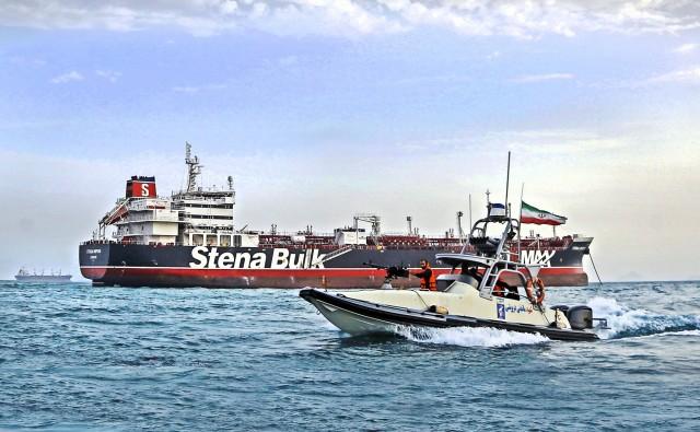 Αποδεσμεύεται το Stena Impero;