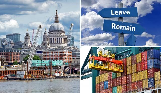 Brexit: Οι εξαγωγές το σημαντικότερο πρόβλημα για την Μεγάλη Βρετανία