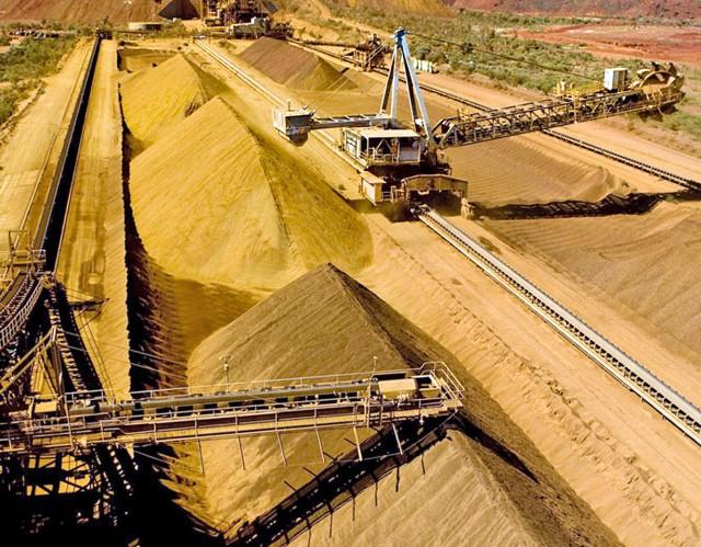 BHP: Χωρίς προβλήματα οι εξαγωγές iron ore