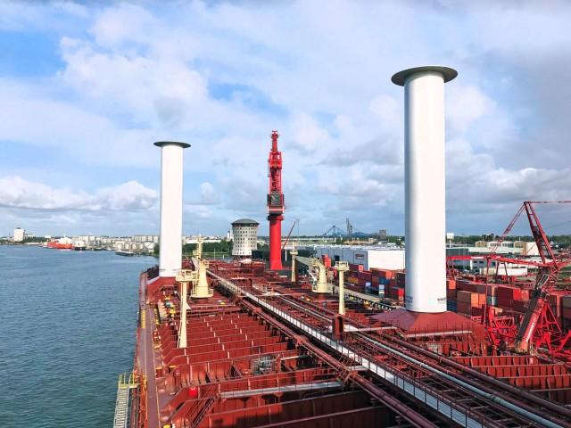 Η αιολική ενέργεια ως βιώσιμη λύση στην αποδοτικότητα πλοίων