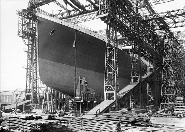 Σανίδα σωτηρίας για το ναυπηγείο του «Τιτανικού»;