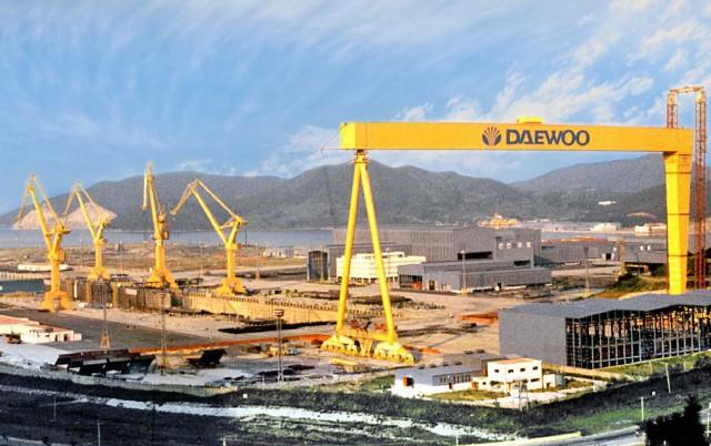 DSME: Παραγγελία $200 εκατ. από την Chevron