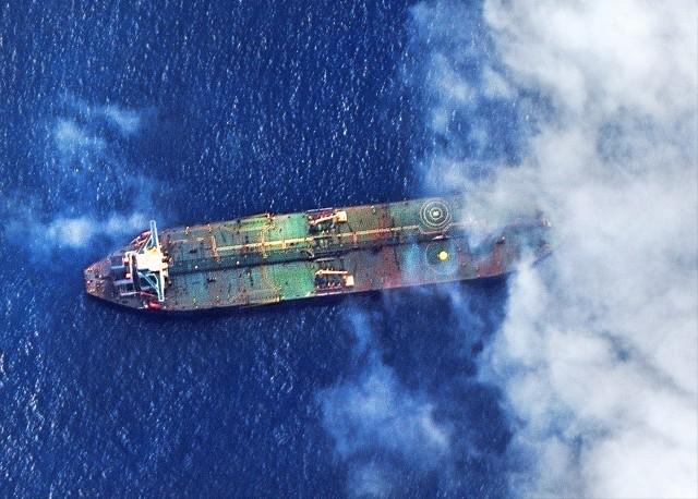 Πετρελαιοκηλίδα στις ακτές της Βραζιλίας