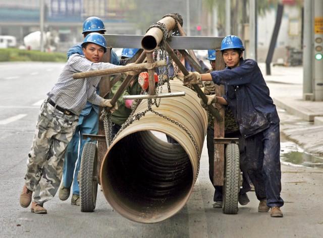 Βελτίωση του κλάδου μεταποίησης στην Κίνα τον Σεπτέμβριο