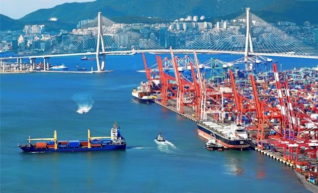 Πτώση των εξαγωγών της Νότιας Κορέας