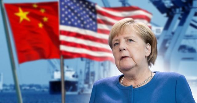 Μέρκελ προς ΗΠΑ-Κίνα: «Βρείτε τα πριν επέλθει διεθνής ύφεση»