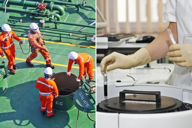 Υγεία και ναυτικοί: Συχνές ιώσεις του χειμώνα