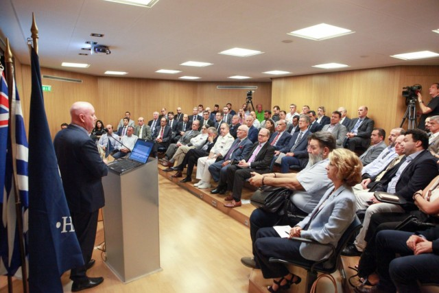 HELMEPA-AMSA συμμαχία για ασφάλεια και περιβάλλον