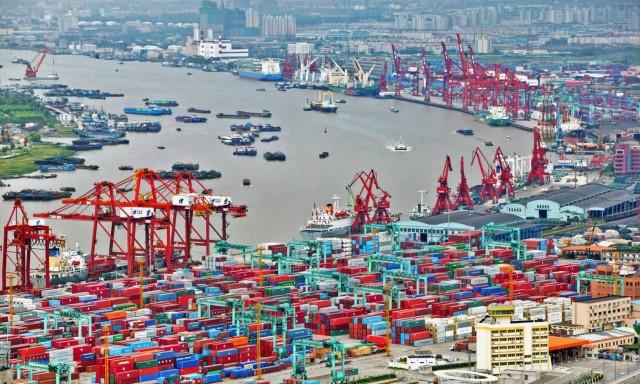 Αύξηση στις διακινήσεις φορτίων για τα κινεζικά λιμάνια