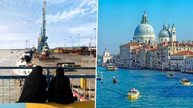 Ιταλικές επενδύσεις στο λιμάνι του Τσαμπαχάρ