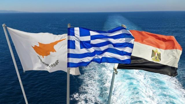 Ελλάδα, Κύπρος, Αίγυπτος: 7η συνάντηση κορυφής στο Κάιρο