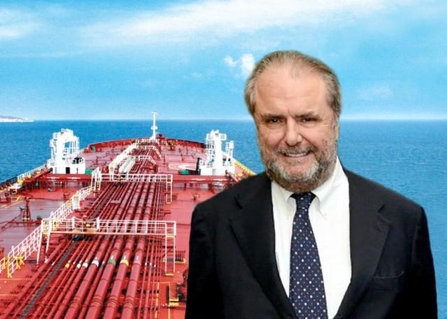 Paolo D'Amico: Ο «απαγορευμένος» στόλος VLCCs