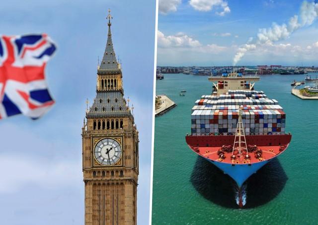 Μεγάλη Βρετανία: Μηδενικές εκπομπές αερίων στη ναυτιλία έως το 2050