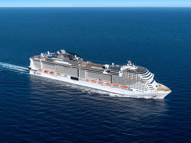 MSC Cruises: Πιστή στη δέσμευση προστασίας του περιβάλλοντος